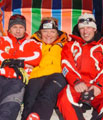 Ski Race-Camp Trainerteam